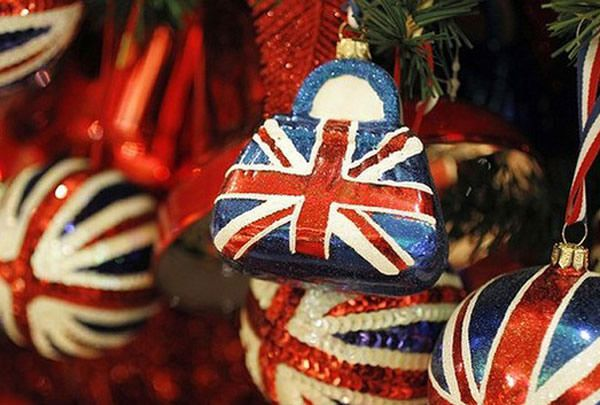 Как англия празднуют новый год